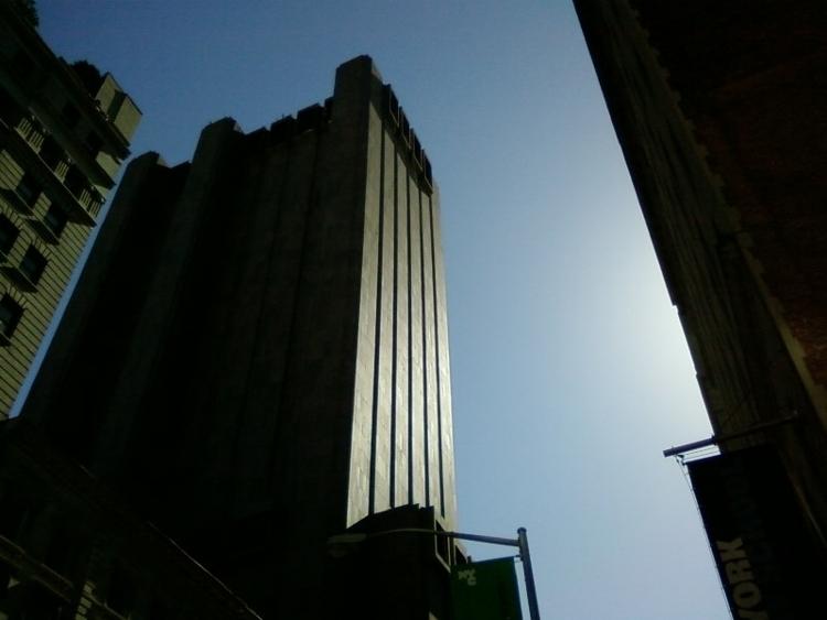 Windowless in Manhattan