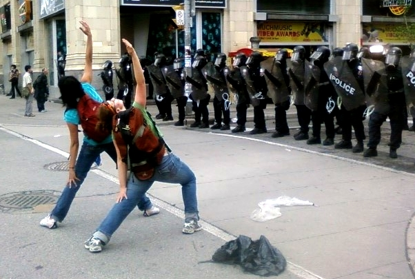 Activist Yoga